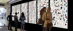 渋谷PARCO「巨大デジタルサイネージ~P-WALL」の写真 Webコンサルティング会社パルコシティの事例