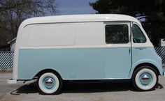 1959 International Harvester Metro Van