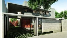 Sols House, San Antonio de Padua, 2014 - Besonias Almeida