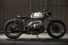 Très Chic: Café Racer Dreams' BMW R100