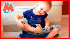 ❤ Челлендж Рисуем ногами  Как рисовать с детьми, рисуем ладошкой http://video-kid.com/10664-chellendzh-risuem-nogami-kak-risovat-s-detmi-risuem-ladoshkoi.html  Сегодня Маша принимает Челлендж и будет рисовать ногами. И еще мы будем рисовать ладошкой. Сначала мы сделаем отпечатки ступни и ладошки, а потом дорисуем наши картины. Мы будем рисовать снеговиков, оленей, елку и Дедушку Мороза. Рисовать будем Гуашью. Ставьте лайки и подписывайтесь на меня. Я постараюсь показать, как весело быть…