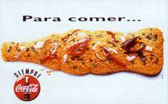 Coca-cola -paella-, 1991