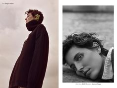 Fleuve Tranquille New editorial on @flanellemagazine . . . Photo: @mathieu_puga Hair: Brigitte Meirinho MUA: Kasia Furtak Model: @gabi_devitry Stylist: @carla_bottari Retoucher: Stéphanie Herbin