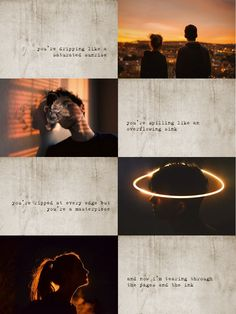 theodore finch & violet markey + aesthetic (all the bright places) ; colors - halsey