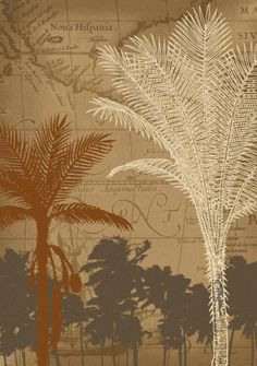 This Rug Blends Contemporary Styling With Old World Charm. Old WorldPalm  TreesIn ...