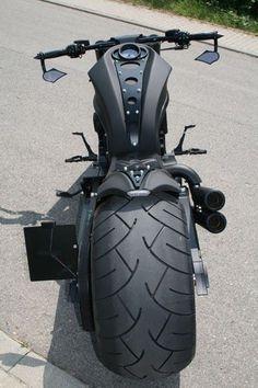 V Rod motorcycle