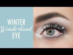 Winter Makeup Tutorial: Snowy Eyes | Divine Caroline