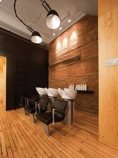Salon Panache, Montreal | Check out more #interior collections at salonmagazine.ca
