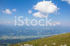 #View From Mt. #Mirnock Into #Drautal #Valley @iStock #iStock @carinzia #ktr15 #carinthia #summer #season #spring #hiking #biking #landscape #nature #outdoor #beautiful #bluesky #travel #sightseeing #holidays #vacation #leisure #austria #stock #photo #portfolio #download #hires #royaltyfree