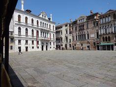 A Venetian campo.