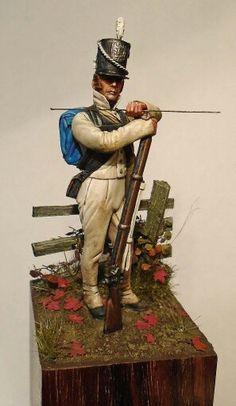 Fuciliere americano della fanteria regolare