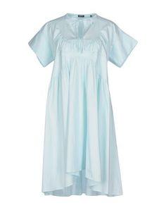 JIL SANDER NAVY Women's Short dress Sky blue 4 US