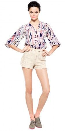 Love this blouse by Tucker! We have one left at The Wardrobe!
