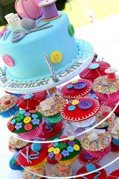 Art and Craft Cake - by hellobabycakes @ CakesDecor.com - cake ...