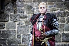 Dragon Age Inquisition - Cullen Cosplay by zahnpasta on DeviantArt