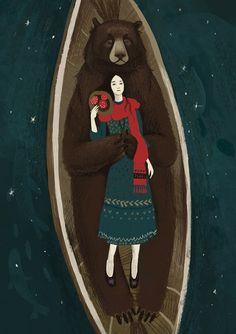 Alexandra Dvornikova — My Way is Fairytales