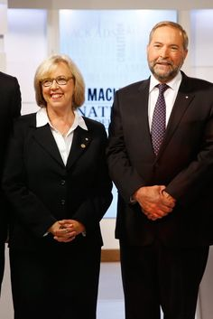 Federal Election 2015: APTN Town Halls To Feature Interviews With 3 Of 4 Leaders Harper was invited, but the party declined!!!