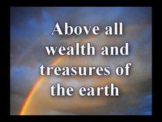 Above All (Worship Video with lyrics).