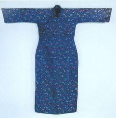 379d72fa898 Cheongsam dans les années 1920  Cheongsam in 1920s Chinese Fashion