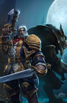 #HOS : GREYMANE (LORD OF THE WORGEN)