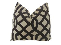 Decorative Designer Pillow Cover Imperial Java by nenavon on Etsy, $40.00