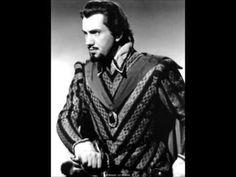 """▶ Ettore Bastianini """"Il balen del suo sorriso"""" Il Trovatore - YouTube"""