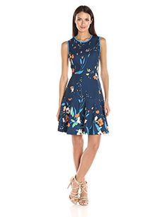 Nanette Nanette Lepore Women's Floral Dress with Flounce ... https://www.amazon.com/dp/B01N31C728/ref=cm_sw_r_pi_dp_x_H.wFzb149BMCN