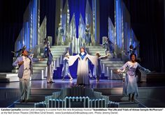 Pentecostal Foursquare Church Loses Big From 'Scandalous' Broadway Musical that Flopped at $2 Million Loss   AT2W