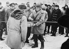 November 1942. Though the ALCAN highway was completed in October, the official opening ceremony was held on November 21, 1942 at Soldier's Summit at Kluane Lake about 100 miles east of the Alaska-Yukon border.