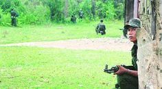 Troops gun down 3 NSCN(K) militants in Nagaland - http://nasiknews.in/troops-gun-down-3-nscnk-militants-in-nagaland/
