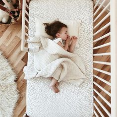 willaby lace heirloom blanket & toddler pillowcase | 100% GOTS-certified organic cotton gauze | fair trade woven