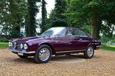 ALFA ROMEO - 1967 Alfa Romeo 2600 Sprint RHD