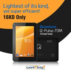 Let your style reflect the meaning of perfection with the stylish Quantum Q-Pulse 70M.
