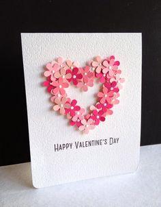 Gifts For Boyfriend Diy Valentines Day Heart Cards 23 Ideas For 2019 Valentine Love, Valentines Greetings, Valentine Day Crafts, Happy Valentines Day Cards, Handmade Valentines Cards, Boyfriend Crafts, Diy Gifts For Boyfriend, Tarjetas Diy, Heart Cards