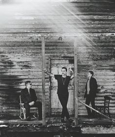 Depeche Mode (LOVE THIS PIC!)