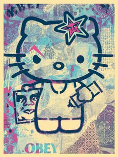 Hello Kitty, Hello Art! Book Release & Art Show at Known Gallery
