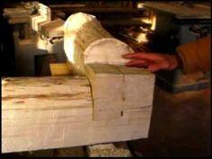 Dovetail Log Sauna - The Notch - YouTube
