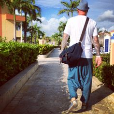 Indian pants, toms, hat, men style, menstyle, punta cana