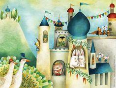 «El palacio de la Felicidad» para Emocionario