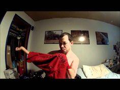 C5-6 Quadriplegic Shirt Re-Training Skills