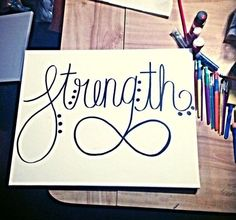 35+ Inspirational Quotes About Strength | Showcase of Art & Design