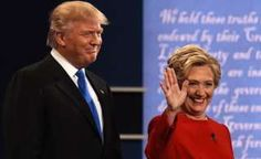 Trump's Twitter debate lead was 'swelled by bots'