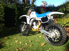 KTM 250 1985-1986