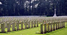 Airborne Cemetery - Oosterbeek, The Netherlands