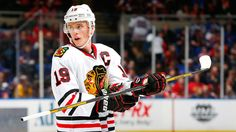 Chicago Blackhawks captain Jonathan Toews focused Thursday on the importance of team unity in light of the situation involving Patrick Kane. Blackhawks Players, Blackhawks Jerseys, Hockey Teams, Chicago Blackhawks, Hockey Players, Jonathan Toews, Patrick Kane, Sidney Crosby, Home And Away