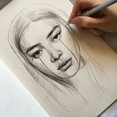 Brooklyn - # let & # s like - makaron - - Amazing Drawings, Realistic Drawings, Cool Drawings, Portrait Sketches, Portrait Art, Portraits, Pencil Art Drawings, Art Drawings Sketches, Art Du Croquis