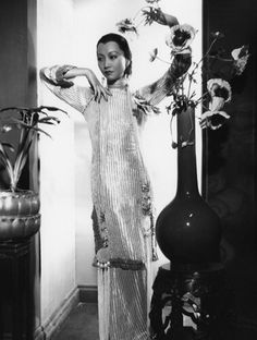 Anna May Wong A dear friend since their time together in the years of the Weimar Republic