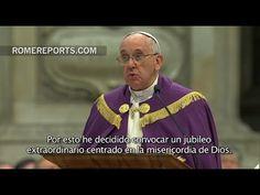 Opus Dei - El Papa Francisco anuncia un Jubileo extraordinario: Año Santo de la Misericordia