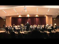 CU Concert Band Performance March 5, 2012