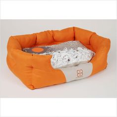 EGR Sun Blossoms Dog Bed